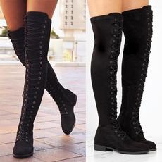 Head, beltboot, long boots, Winter Boot