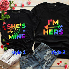 Funny, letter print, Fashion, lgbtpride
