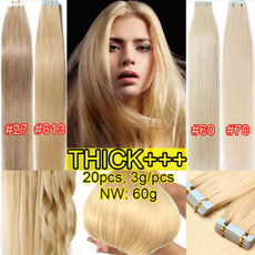 thickhair, Hairpieces, human hair, Hair Extensions