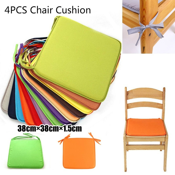 Chair Cushion Seat Pads Outdoor Tie