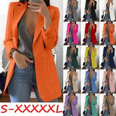 womens top, Blazer, Sleeve, Women Blouse