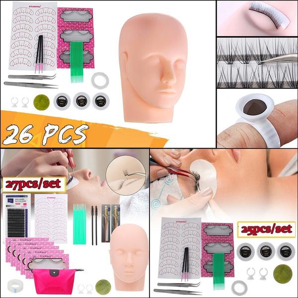 eyelashestraining, Head, eyelashcurl, Eyepatch
