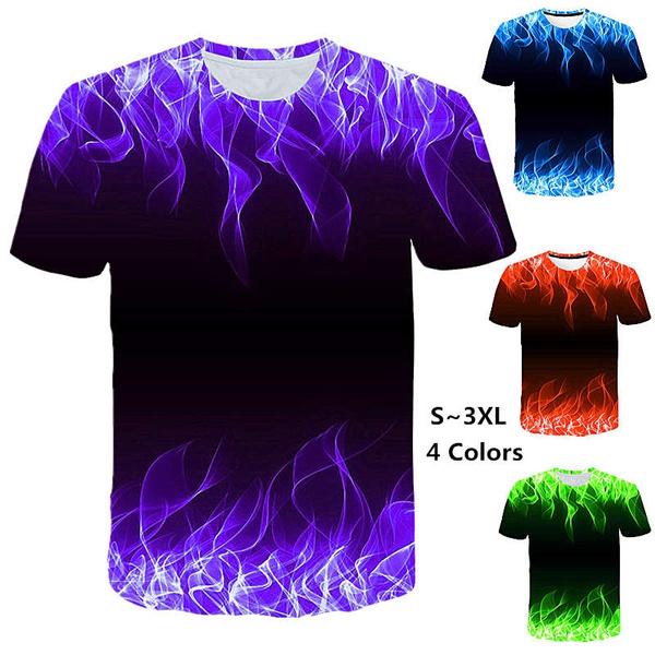 Summer, Short Sleeve T-Shirt, Shirt, Sleeve