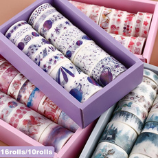diyadhesivetape, Adhesives, Flowers, Scrapbooking