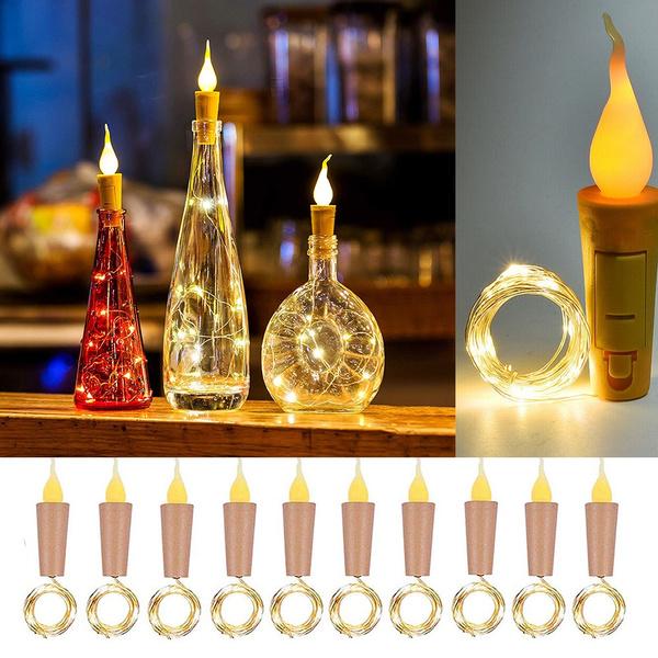 bottlestopperlight, corkbottlelight, led, Christmas