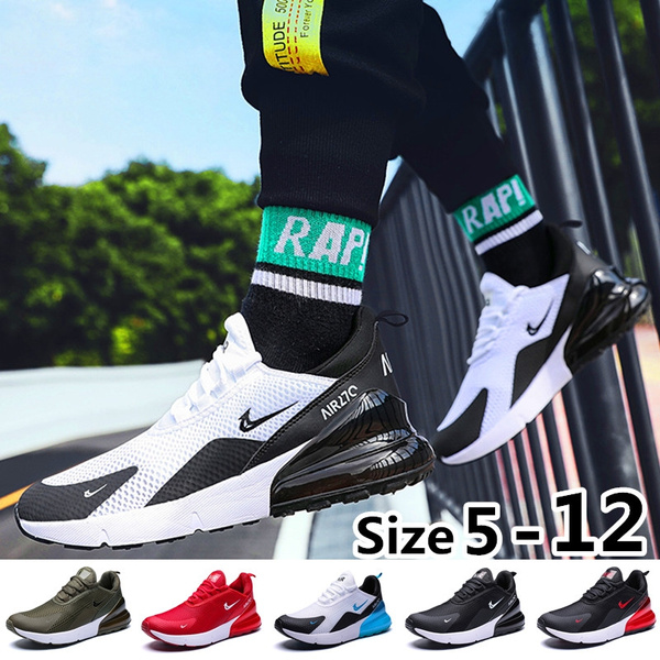 Men Sneakers Shoes Sports Running Fashion Big Size Mesh Walking Breathable