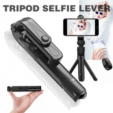 bluetoothselfiesticktripod, タブレット, Remote Controls, phone holder
