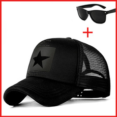 Summer, Outdoor, snapback cap, meshcap