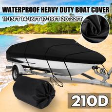 Heavy, speedboatcover, skivhull, Waterproof