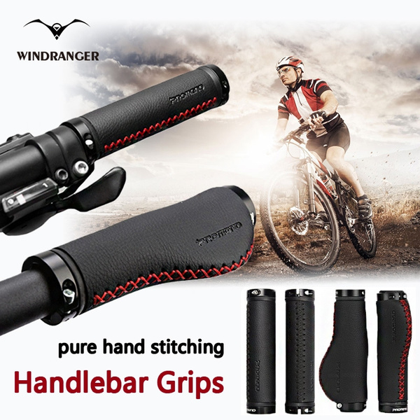 Sports Handlebar Grips Accessories Ergonomic Plugs MTB Bicycle Cycling