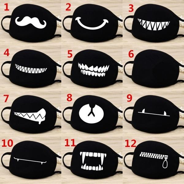 cute, Fashion, dustmask, mouthmufflemask