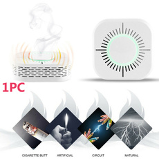 digitalvideorecorder, homesecurity, gadget, smokedetector