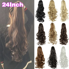 ponytailextension, Beauty Makeup, pony, clip in hair extensions