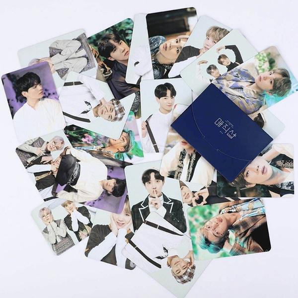 btsjiminphotocard, Postcards, btsalbum, official