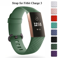 charge3replacementstrap, Sport, Jewelry, Silicone