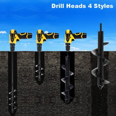 Head, holedrilling, drillhead, Garden