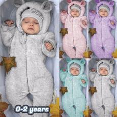 babyfashion, hooded, babyromper, Sleeve