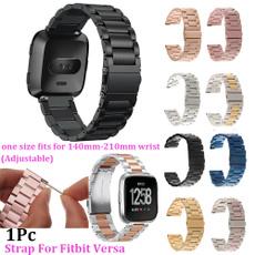 Steel, Wristbands, Chain, smartwatchband