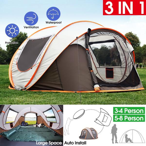 uv, camping, Hiking, setuptent