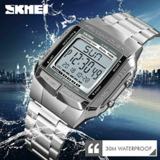 Watches, led, Waterproof Watch, Waterproof