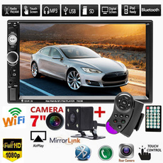 Touch Screen, carstereo, Cars, bluetoothcarradio