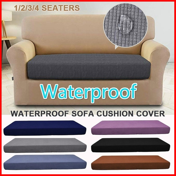 13 Color Waterproof Sofa Cushion Cover