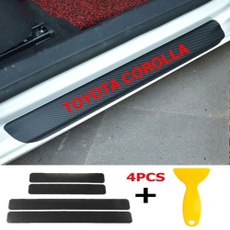 Car Sticker, corolla, Door, car decal