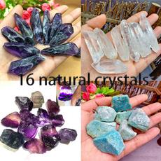 crystalpoint, gemmaterial, quartz, Minerals