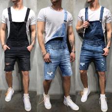 men jeans, Shorts, Summer, Short pants