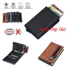 Credit Card Holder, leather, menpurse, rfid