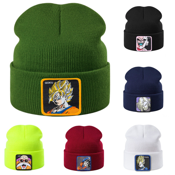 dragonballhat, knitted, Fashion, beanies hat