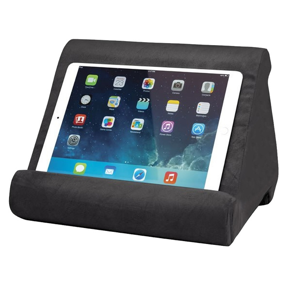 Foldable Tablet Pillow Holder Stand Book Rest Reading Support For iPad USA