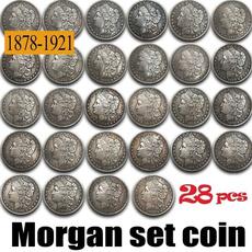 Antique, coinscollection, collectiblecoin, morgancoin