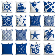 Blues, Fashion, Home Decor, Pillowcases