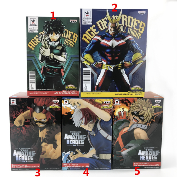 Banpresto My Hero Academia Age of Heroes All Might Figure