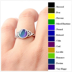 colorchanging, Jewelry, temperaturecontrol, Vintage