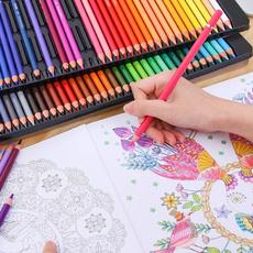 School, Office, colorpen, colourpencil