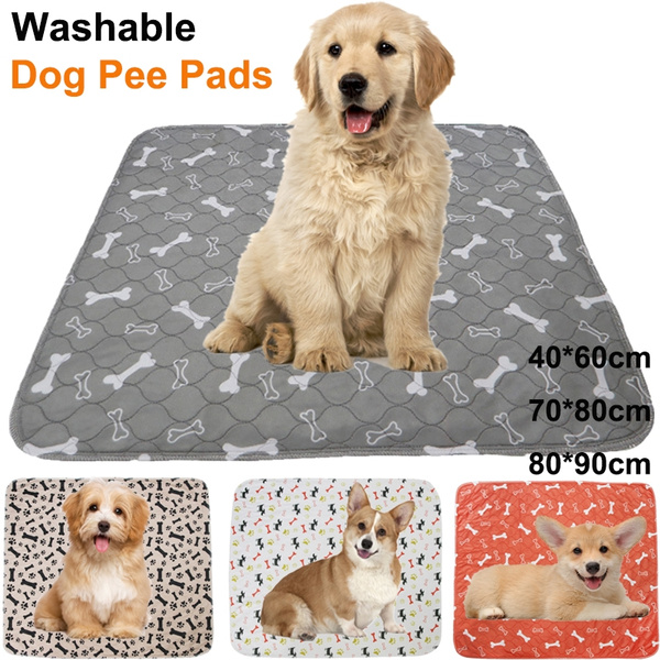 80 90cm Washable Dog Pads