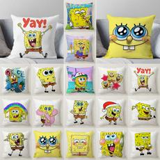 Beds, Sponge Bob, sofacushioncover, Pillow Covers