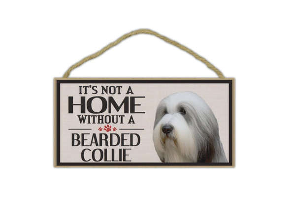 Decorations Wood Sign Gifts It/'s Not A Home Without A HAVANESE Dogs