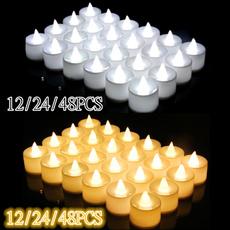 led, candlelight, romanticlight, Romantic