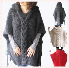 autumnwinter, hooded, Shirt, pullover sweater