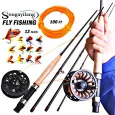 flyfishingcombo, flyfishingtackle, Fishing Tackle, bassfishing