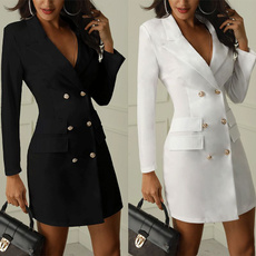 work dress, dressesforwomen, Blazer, Office