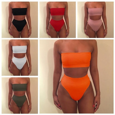 Summer, Fashion, women swimsuit, Tops