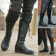 laceupshoe, leather shoes, renaissance, Vintage