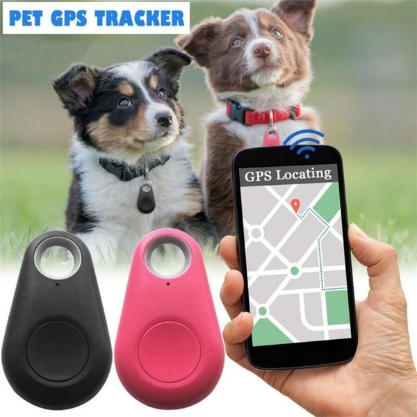 Pet Mini Gps Smart Bluetooth GPS Tracker Alarm Mini Gps Tracker ...