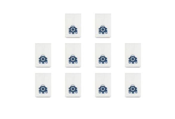 10pcs//set Vacuum Cleaner Bags For Miele GN HyClean 3D  C2 C3 S2 S5 S8 S5210