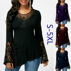 Women, fashion women, Plus Size, Shirt
