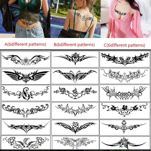 tattoosampsticker, tattoo, butterfly, blacktattoo